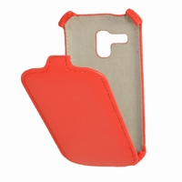 Чехол-книжка для Samsung I8190/Galaxy S 3 mini красная