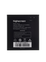 Аккумулятор для Highscreen Zera S (rev S)