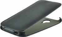 Чехол-книжка для Fly iQ451 Quattro Vista черная