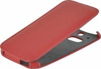 Чехол-книжка для HTC One M8 красная