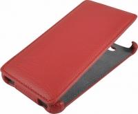 Чехол-книжка для Huawei Honor 3C красная