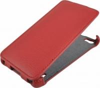 Чехол-книжка для Huawei Honor 6 красная