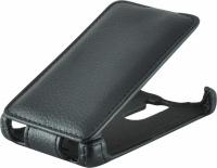 Чехол-книжка для Nokia Asha 502 черная