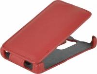 Чехол-книжка для Nokia Asha 502 красная