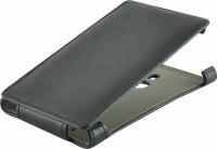 Чехол-книжка для Nokia Lumia 925 черная