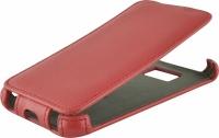 Чехол-книжка для Samsung Galaxy S2 ( i9100 ) красная