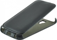 Чехол-книжка для Samsung Galaxy S4 mini (i9190/i9192) черная