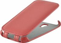 Чехол-книжка для Samsung Galaxy S4 mini (i9190/i9192) красная