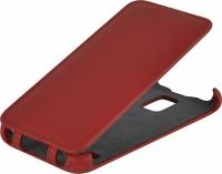 Чехол-книжка для Samsung Galaxy S5 mini красная
