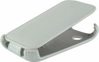 Чехол-книжка для Sony Xperia Tipo / Tipo Dual ( ST21i / ST21i2 ) белая