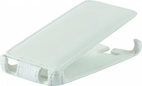 Чехол-книжка для Sony Xperia U ( ST25i ) белая