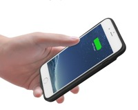 Чехол-аккумулятор iPhone 6 Plus/6S Plus/7 Plus/8 Plus 4000 mAh Черный