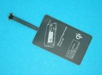 Приемник-ресивер для беспроводной зарядки стандарта QI (micro USB)