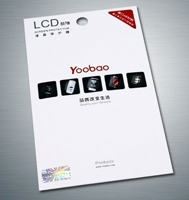 Пленка защитная Yoobao для iPad 4/ 3/ 2 глянцевая