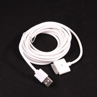 USB дата кабель Griffin для Apple iPhone 4/4S/iPad 2/3 3 метра